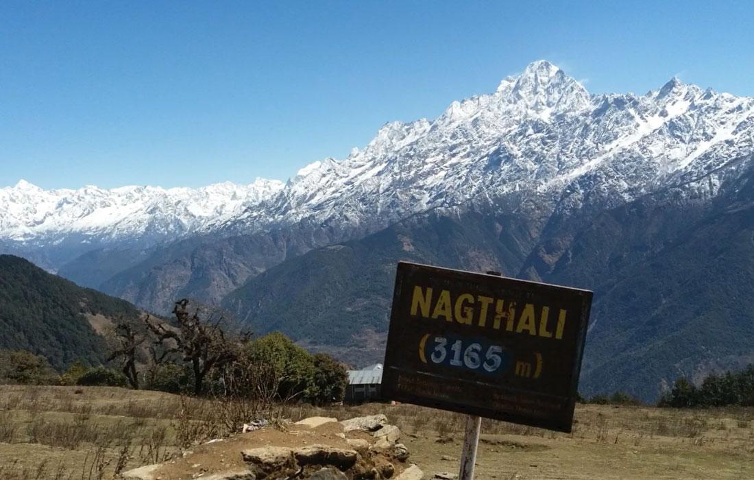 Nagthali Langtang