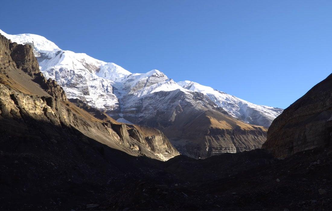 Near Glacier Camp