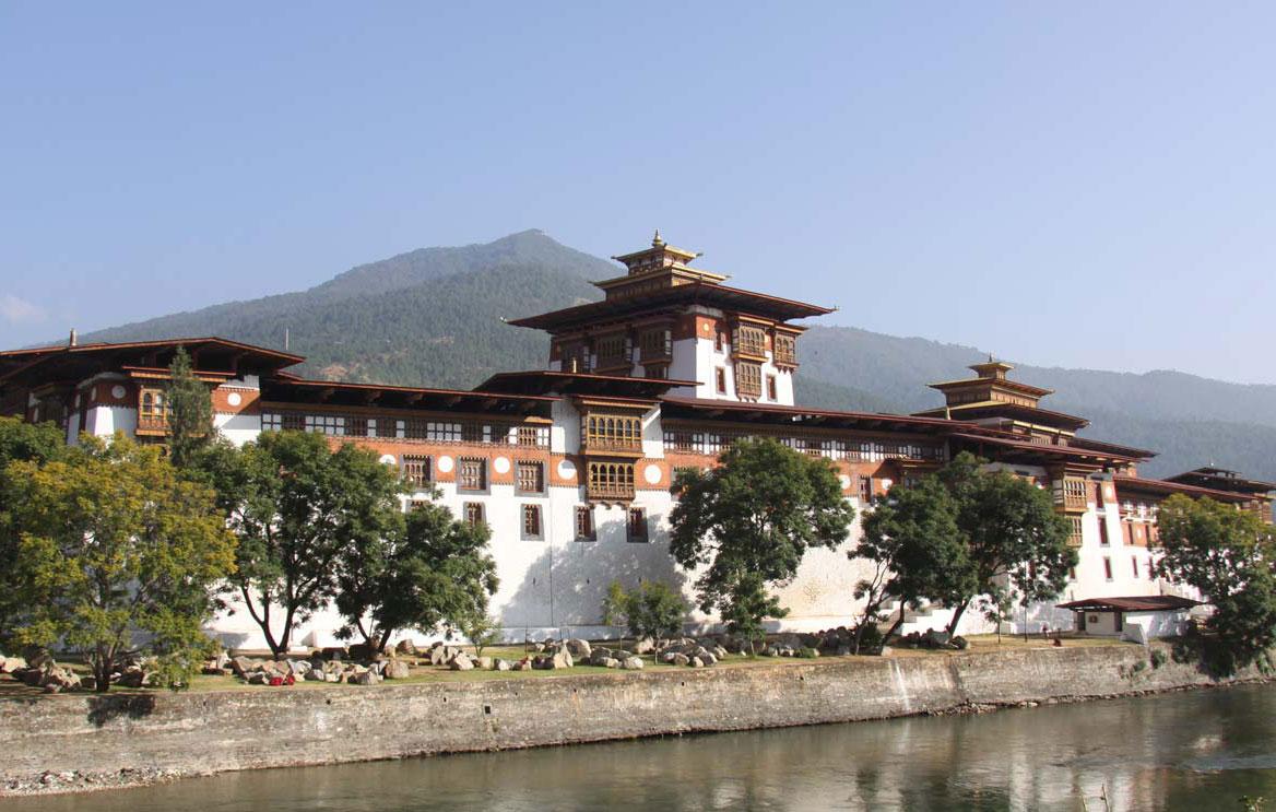 Punakha Dozong