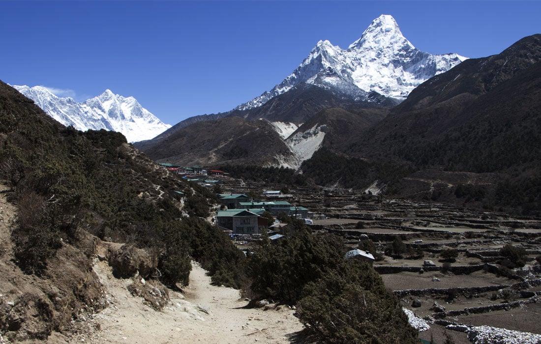 pangboche nepal