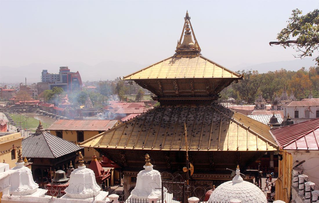 Pashupathnath Temple, Kathmandu