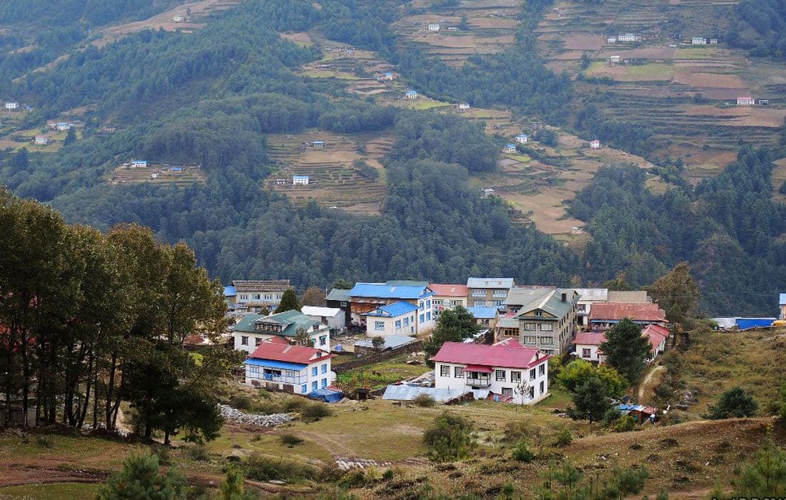 Phaplu Village