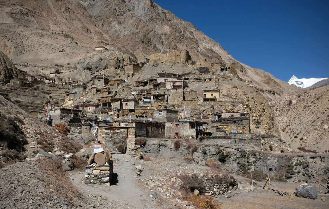 phu village