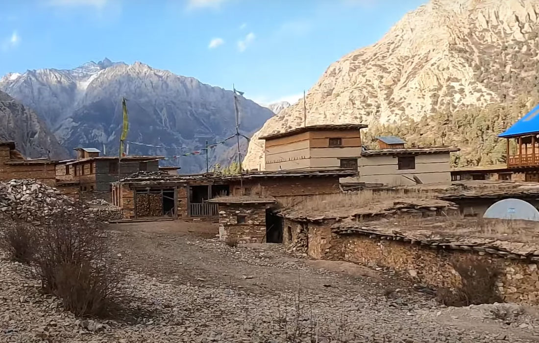 Ringmo village