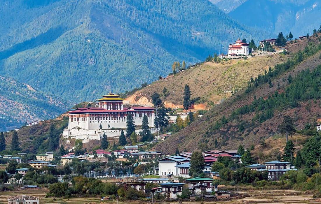 Ringung Dzong, Paro