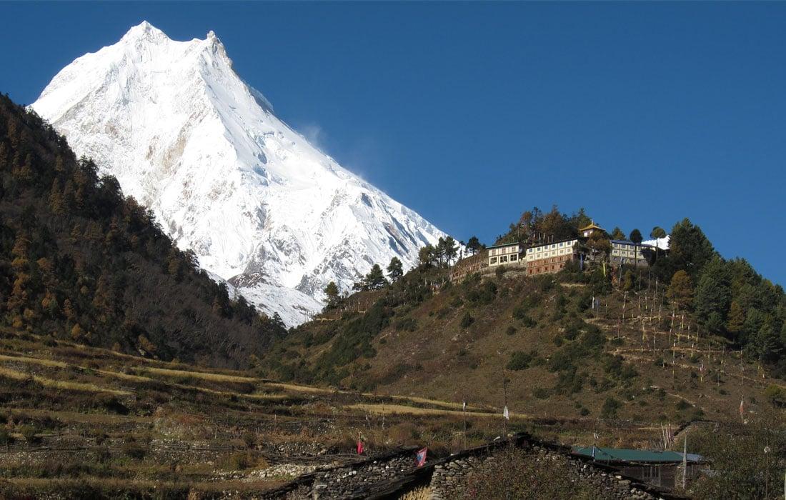 View near from Samdo