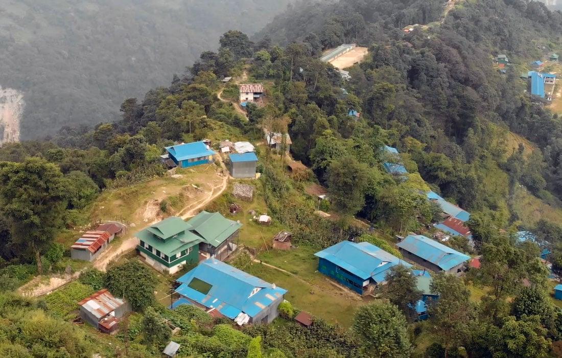 Seduwa village