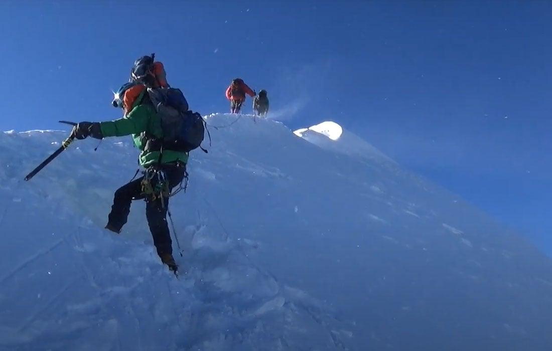 Chulu West Peak Summit Day