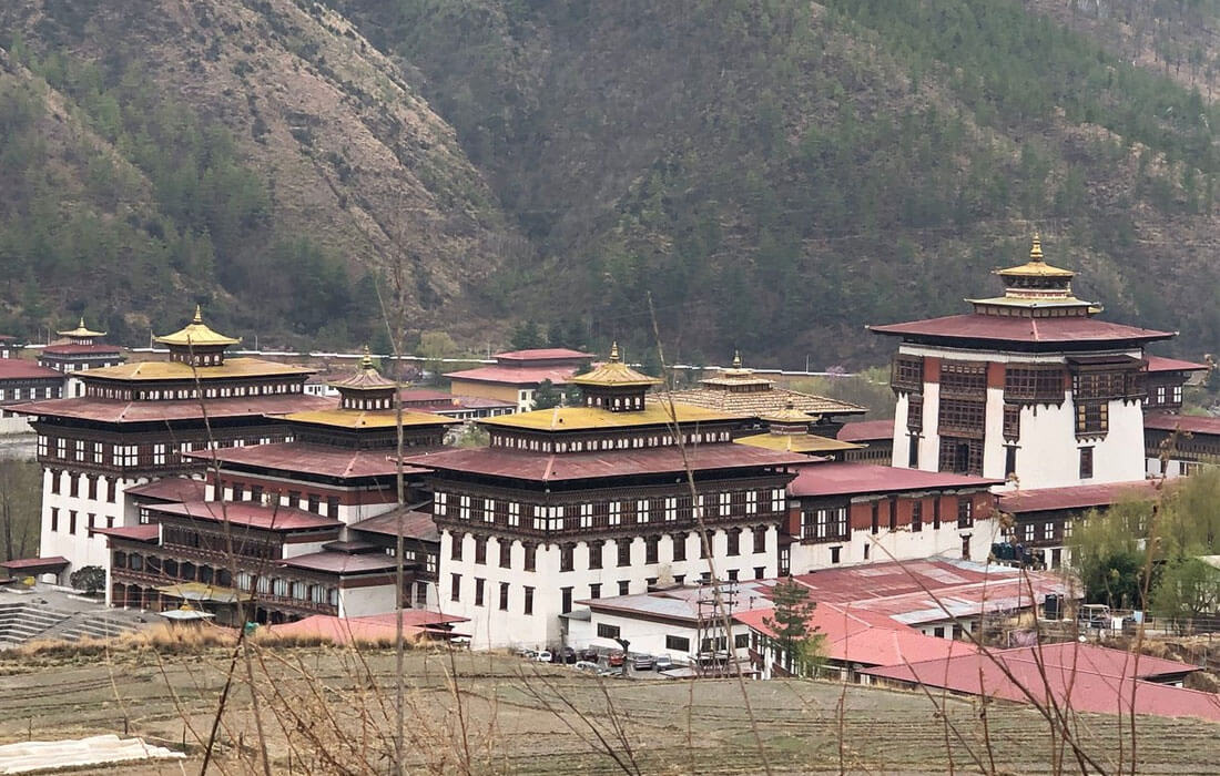 Tashichho Dzong Thimphu
