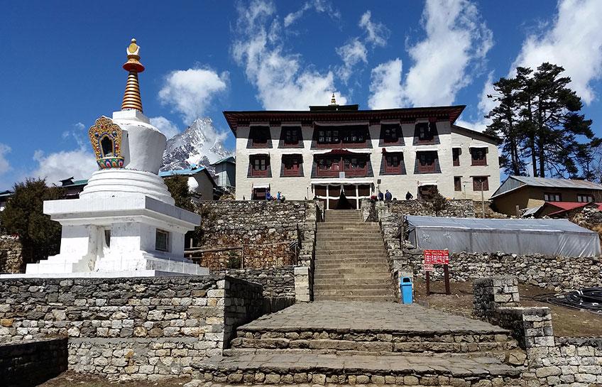 Tehgbouche Monastery