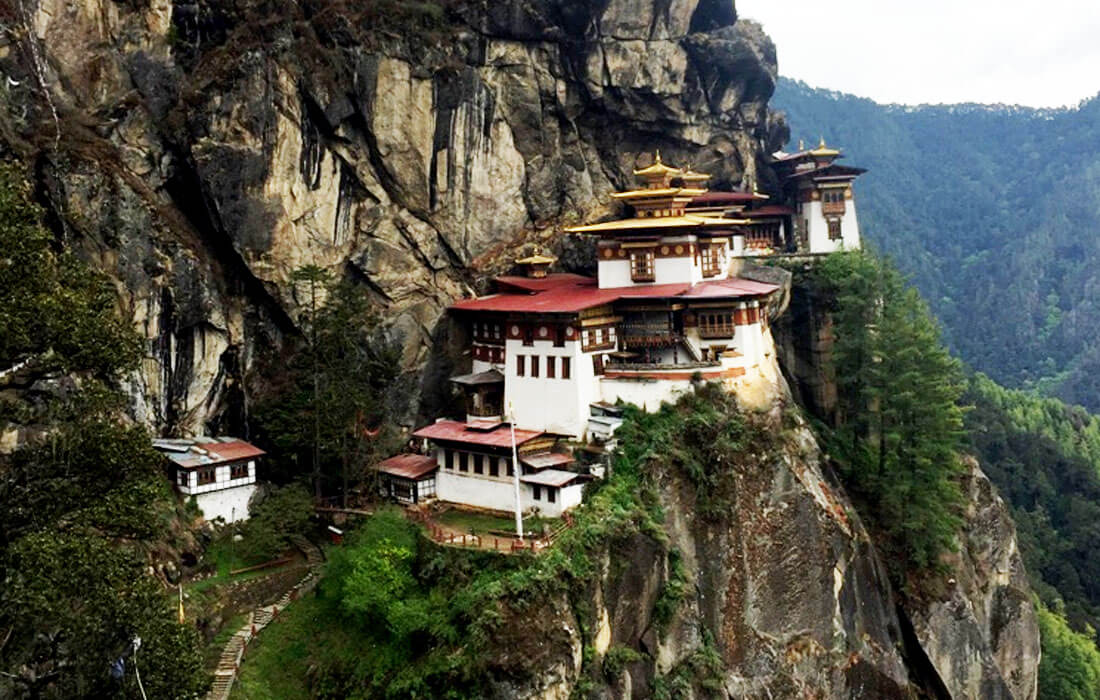 Taksang Monastery Bhutan