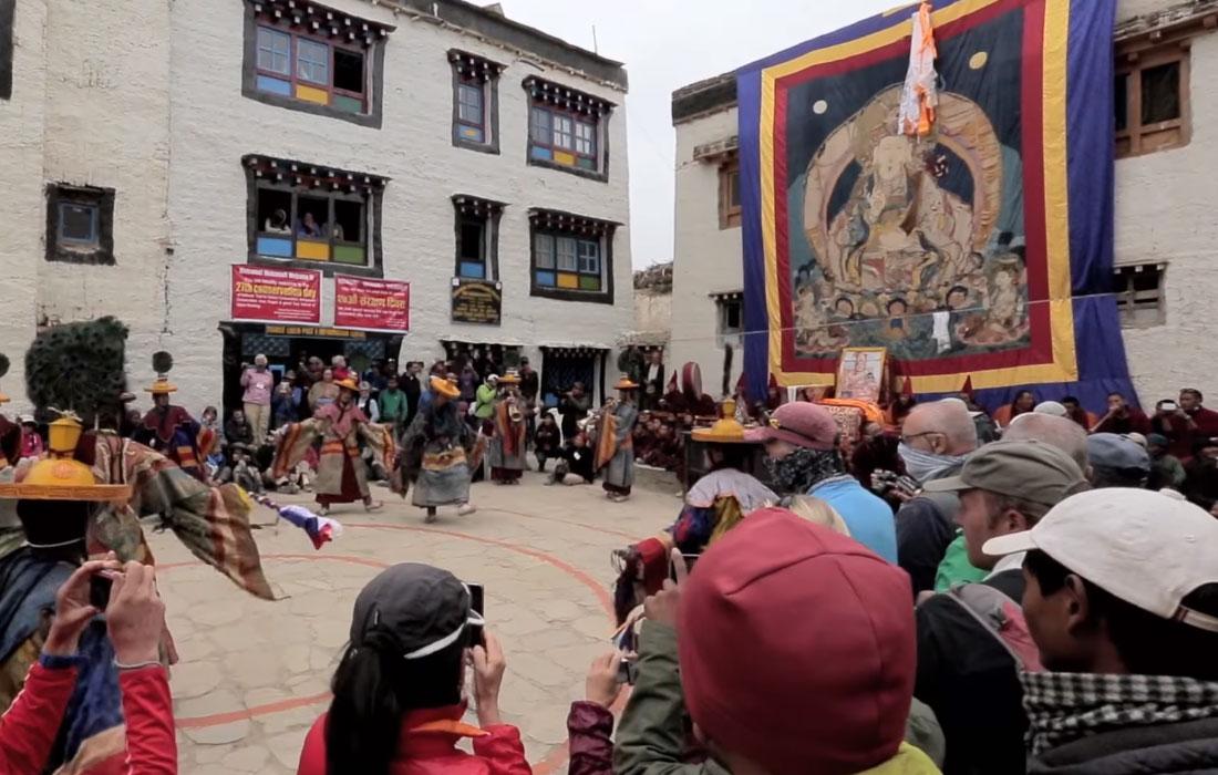 Tiji Festival at Mustang