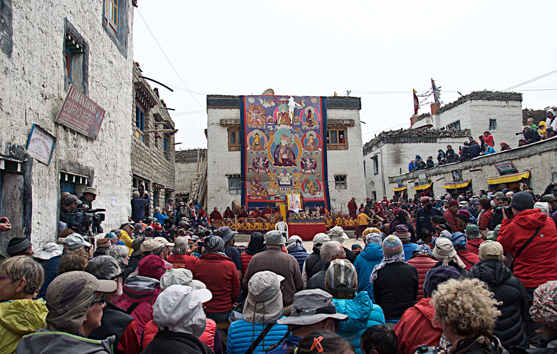Tiji Festival at Mustang 2nd Day