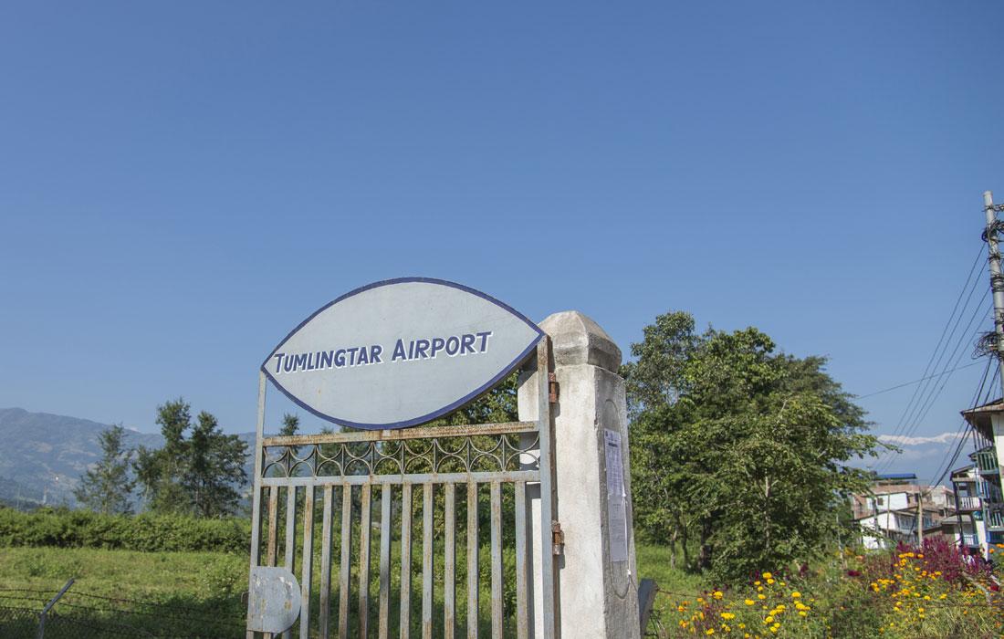 tumlingtar airport