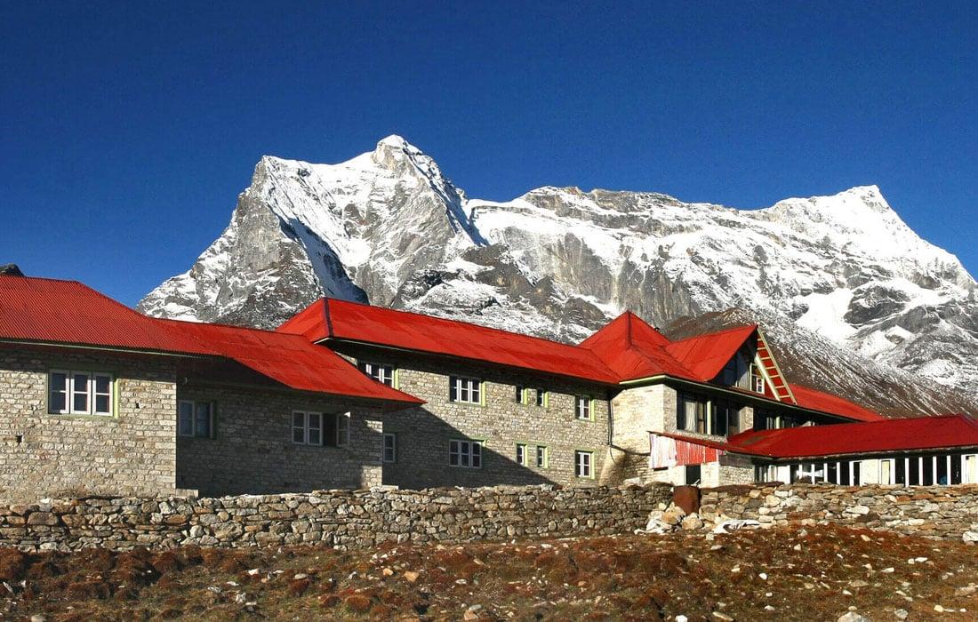 Yeti Mountain Home, Kongde.
