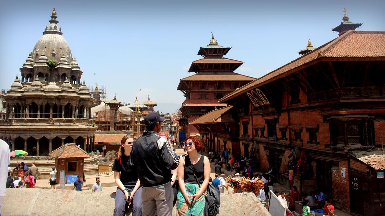Kathmandu Ancient City Tour