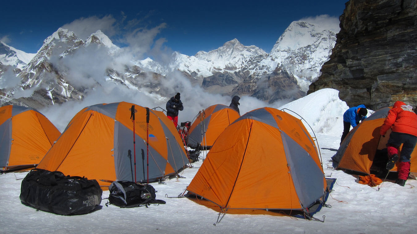 Climb Mera Peak, Nepal's highest trekking Peak, for the best summit experience