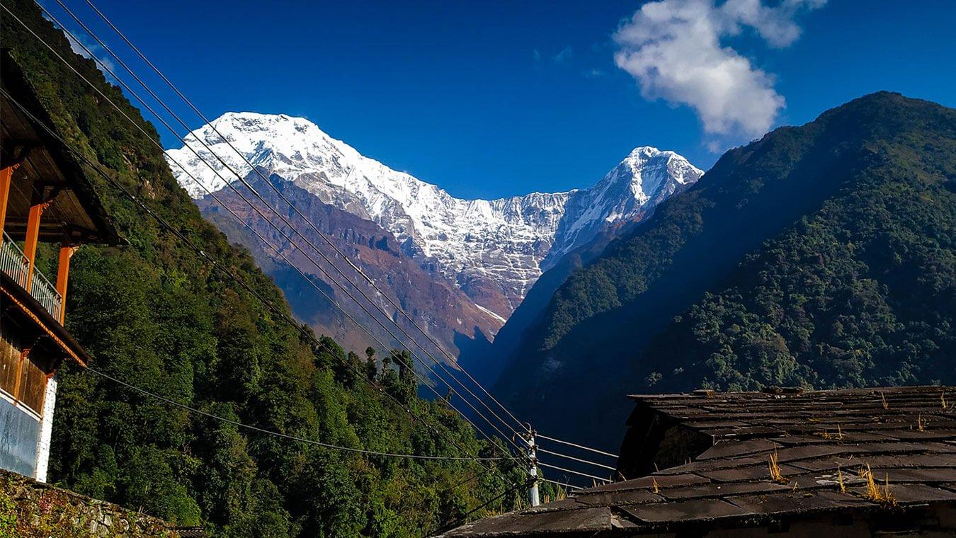 Nepal and Bhutan Trek