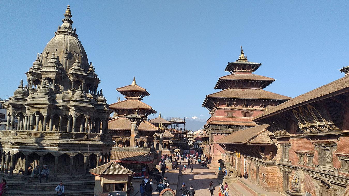 Patan Durbar Square Tour