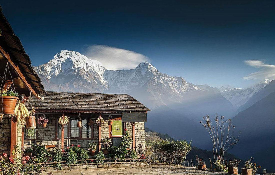 Ghorepani Poon Hill Trek - An easy walk to the Annapurnas, the perfect family trek
