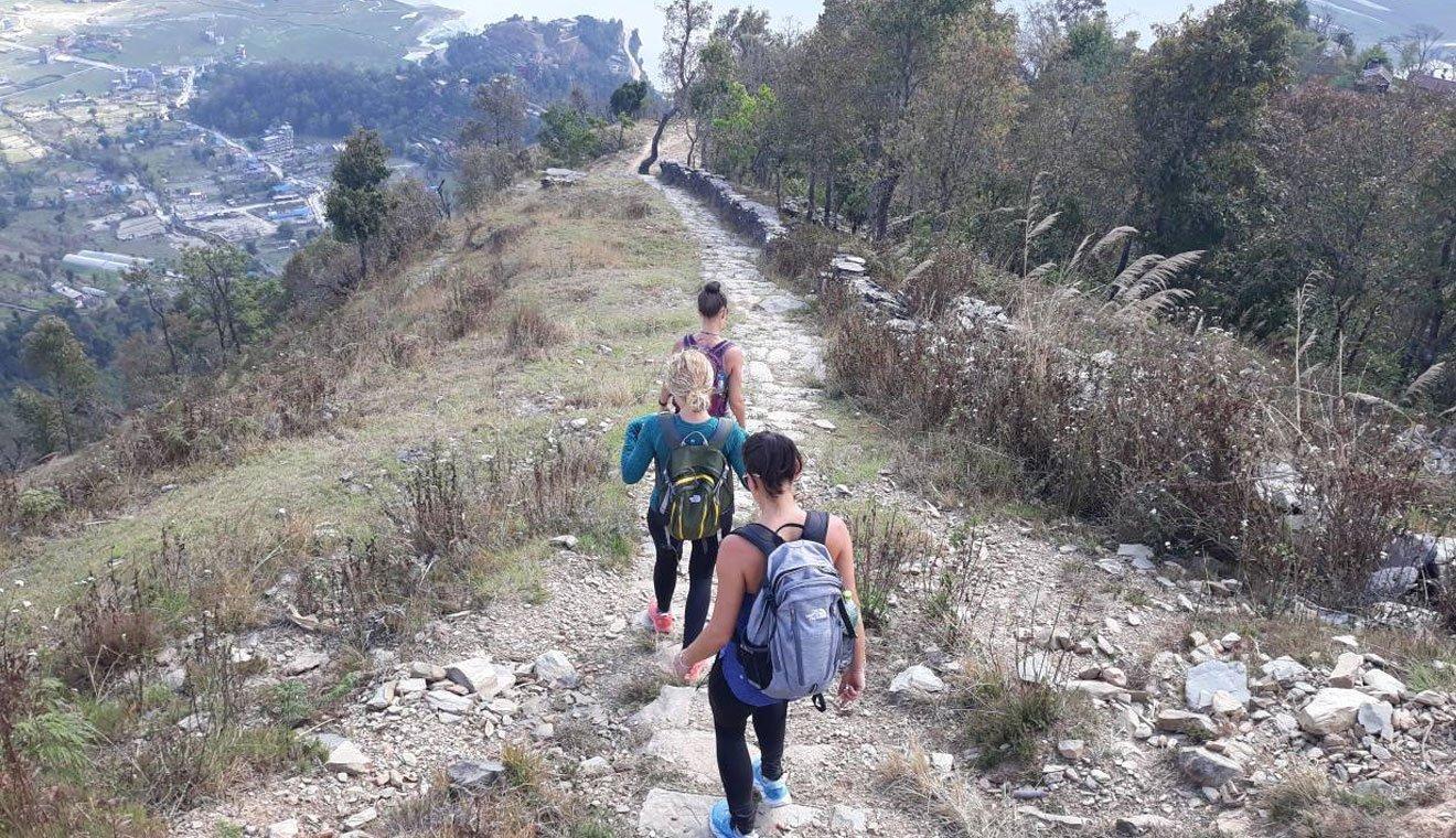 Pokhara Naudanda Sarangkot Hike