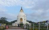 Peace Pagoda Hiking Pokhara