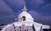 Pokhara Peace Pagoda Hike