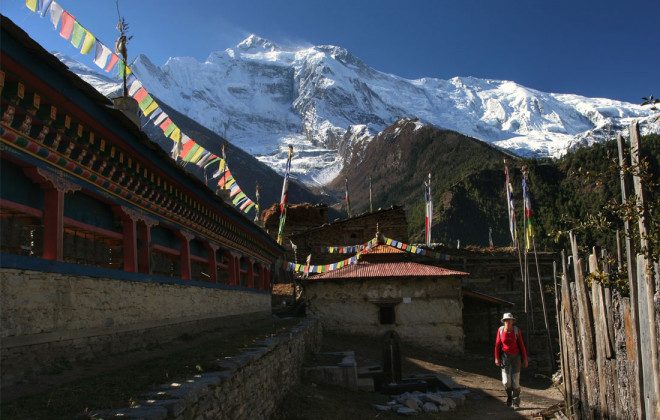 Annapurna Circuit and Base Camp Trek