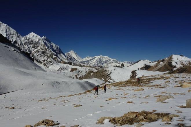 Annapurna Three High Pass Trek