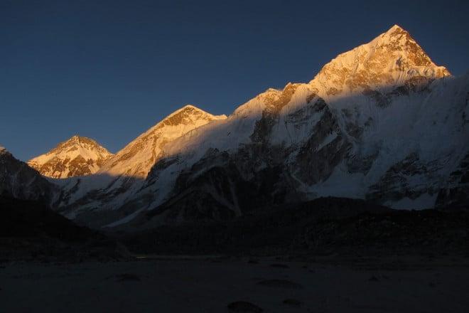 Arun Valley To Everest Base Camp Trek