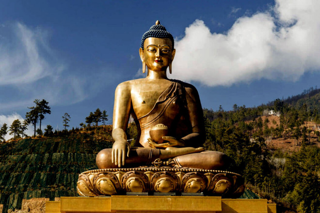 Western And Central Bhutan Tour
