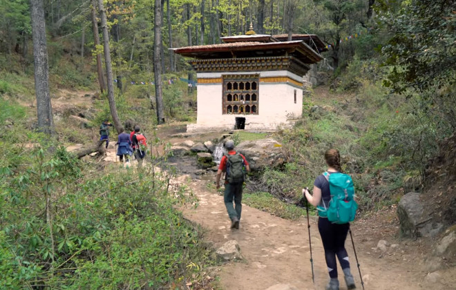 day-hikes-in-bhutan