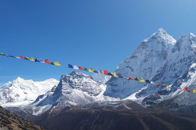 Everest Base Camp Trek Gokyo Lakes