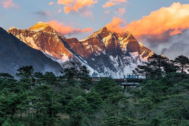 Luxury Everest View Trek