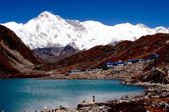 Gokyo Ri And Everest Base Camp Trek