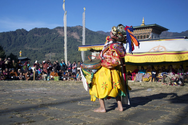 Jambay Lhakhang Festival