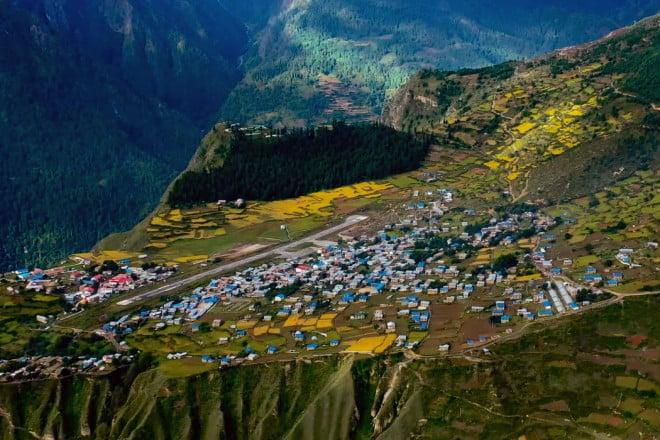 Limi Village Trek