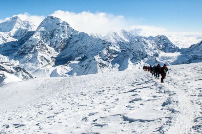 Mera Peak Climbing and Amphu Lapcha Pass