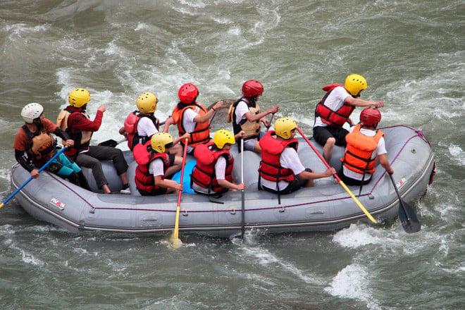 Nepal multi-adventure holiday