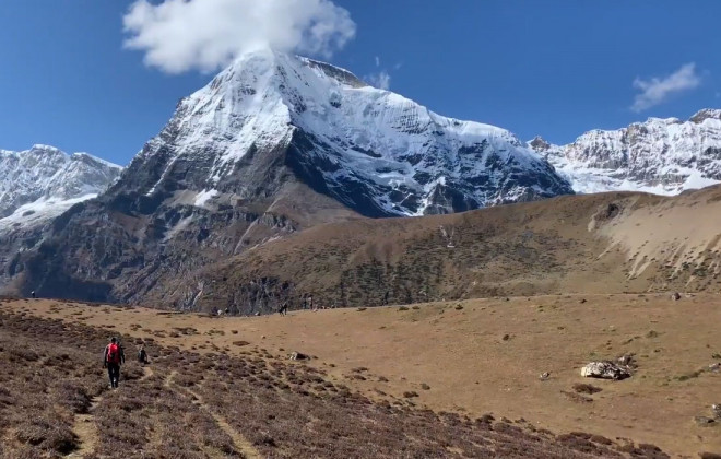Snowman Trek, Bhtan