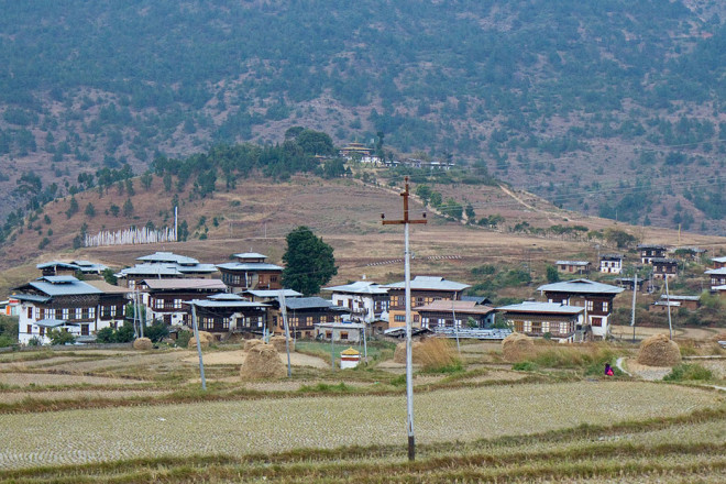 Village Walking Tour in Bhutan