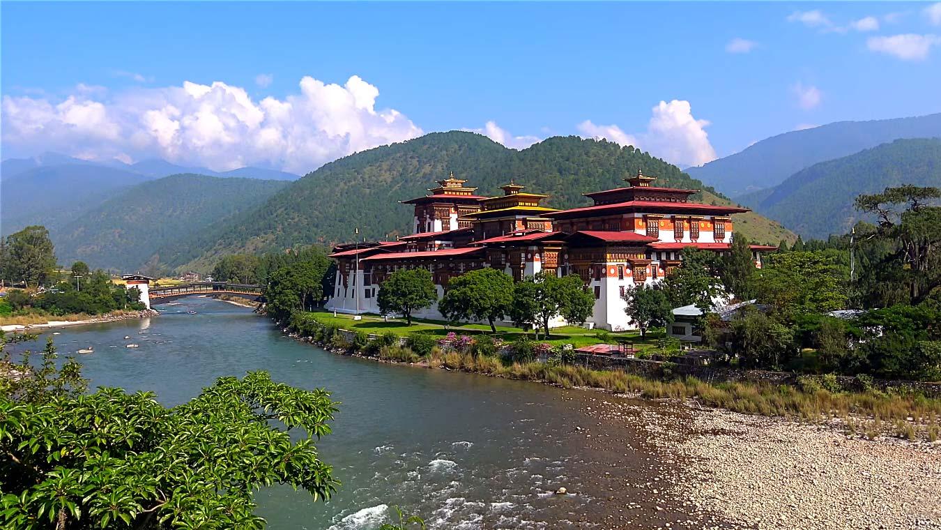 Bhutan-Punakha