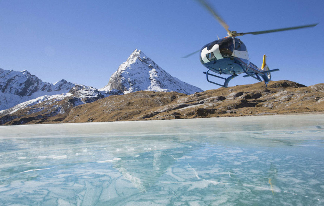 7 Days Bhutan Helicopter Adventure