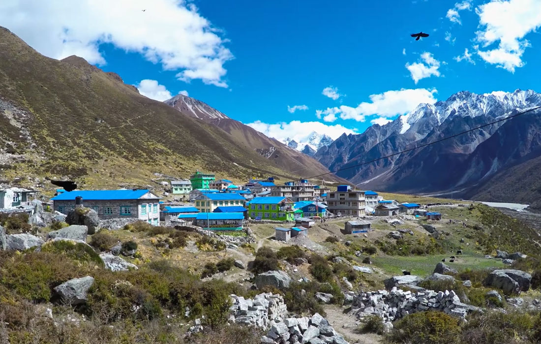 Langtang Trek Accommodation