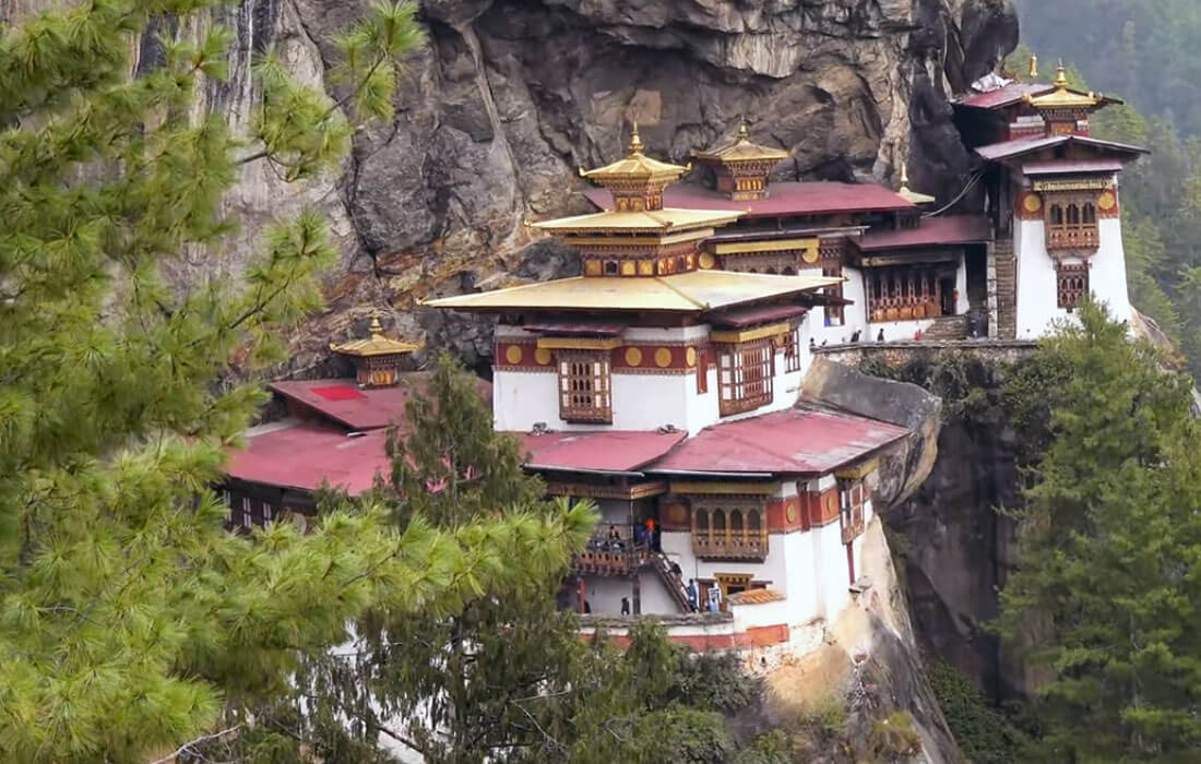 Tiger Nest Mosastery Bhutan