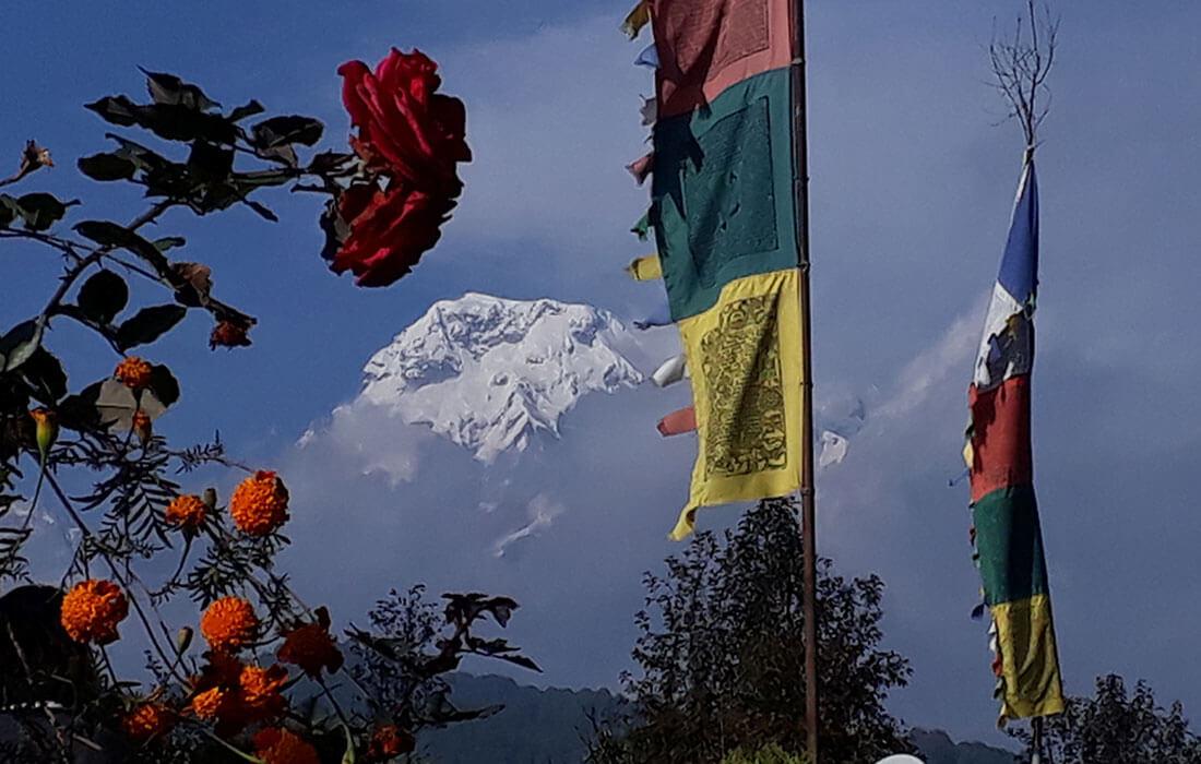 Mardi Himal Route