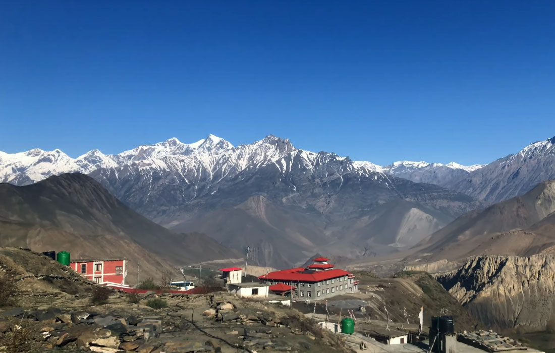 Jomsom Muktinath Treks in Winter