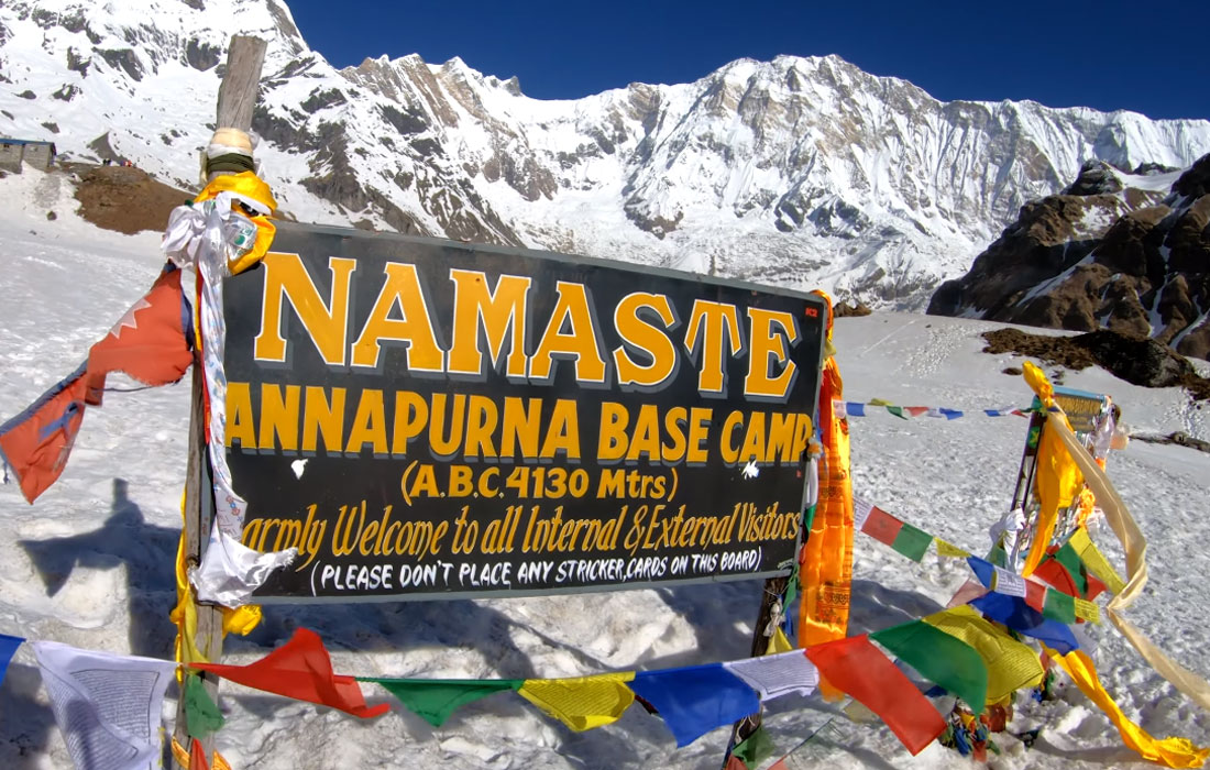 Annapurna Base Camp Treks in Winter