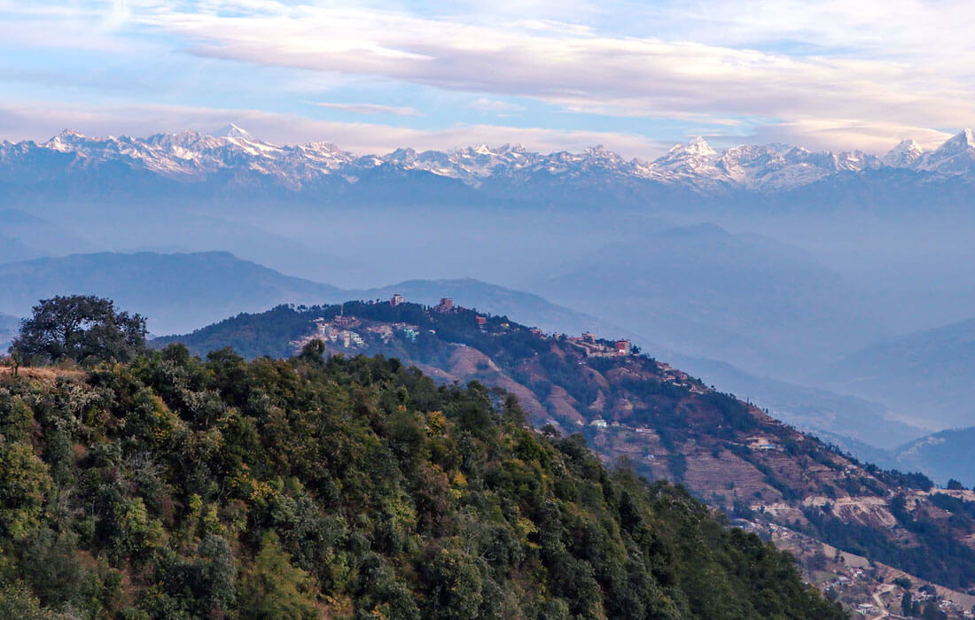 Nagarkot - Changu Narayan Hiking