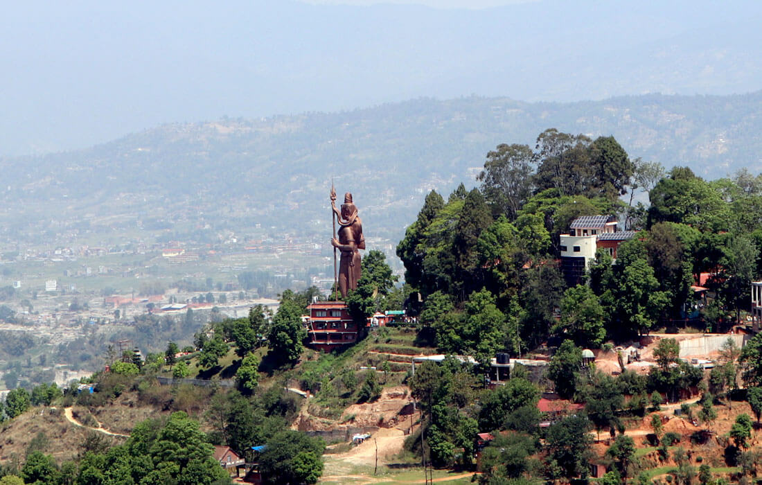 Nagarkot Sanga Hiking